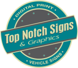 Top Notch Signs Logo
