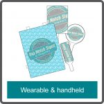 Wearable & handheld