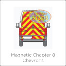 Magnetic Chapter 8 Chevrons