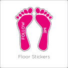 Floor Stickers