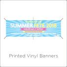 Vinyl Printed Banners