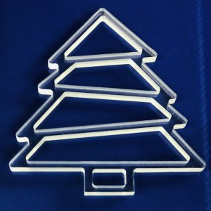 Christmas Tree Bauble type a 2