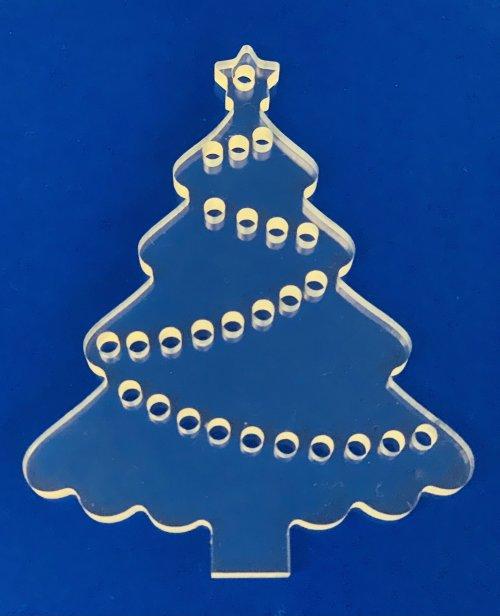 Ornate Christmas Tree Bauble